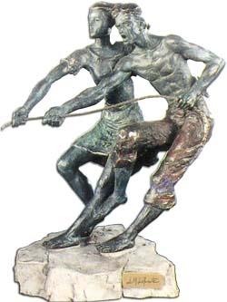 Escultura del Esfuerzo