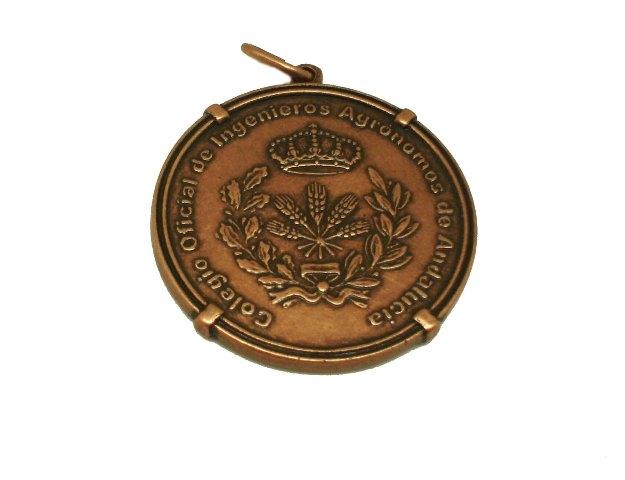 Medalla zamak
