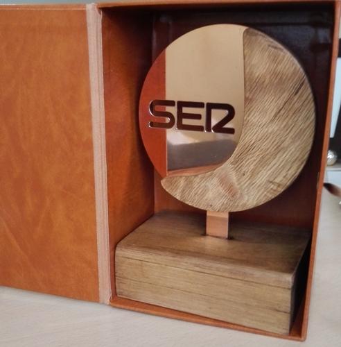 Trofeo Exclusivo en Madera...