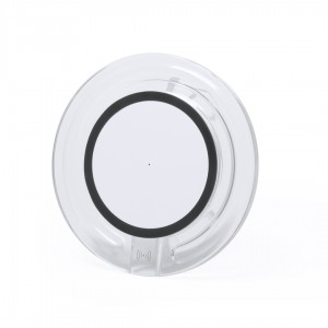 Cargador inalámbrico circular